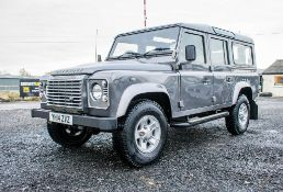Land Rover Defender 110 XS TD 4 wheel drive utility vehicle Registration Number: YH14 ZVZ Date of