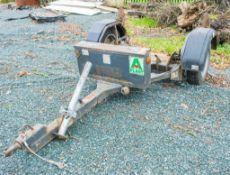 Pedestrian roller trailer A644731