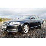 Audi A6 SE 2.7 TDi 6 speed manual diesel estate car Registration Number: SJ09 RDX Date of