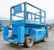 Genie GS3268RT diesel driven rough terrain fork lift truck Year: 2009 S/N: 52720 Recorded Hours: