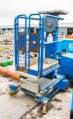 Peco Lift manual personnel lift