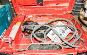 Hilti WSJ 850-ET 110v jigsaw c/w carry case A694941