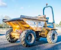 Thwaites 6 tonne straight skip dumper Year: 2004 S/N: A3841   MDS2    34 Recorded Hours: 4676