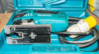Makita 110v jigsaw c/w carry case A742573