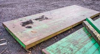 3.5 metre x 1 metre single man hole box section
