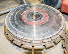 30 - 350mm used diamond cutting discs