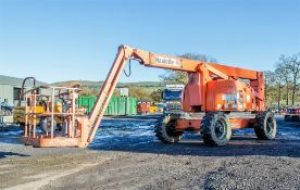 Haulotte HA20PX 20 metre diesel driven 4WD articulated boom access platform Year: 2004 S/N: AD108793