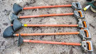 5 - pneumatic soil picks GAP