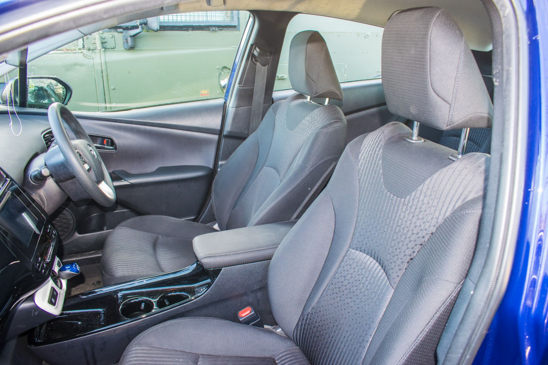 ToyotaPrius ActiveHybrid Electric 5 doorHatchback  Registration Number: LM67 OKH Date of First - Image 14 of 17