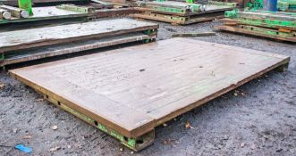 3 metre x 2 metre single man hole box section
