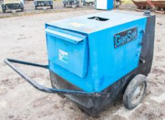 Genset MGK8000 8 kva diesel driven generator S/N: 2403555 Recorded Hours: 12911 GEN609