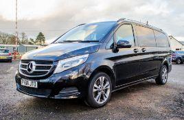 Mercedes Benz V250 Sport Bluetec XLWB auto diesel 8 seat MPV Reg No: FY68 JTO Date of First