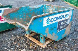 Conquip tipping skip