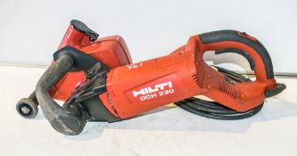 Hilti DCH 230 110v electric concrete saw