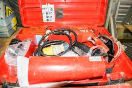 Hilti TE3-M 110v SDS rotary hammer drill for spares c/w carry case A750398