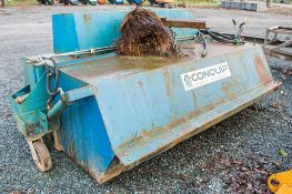 Conquip hydraulic sweeper attachment A713172