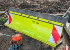 KIF snow plough Year: 2012 GPO1700