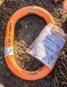 Brindley 31.5 tonne master ring A687713