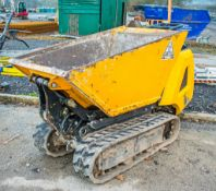 JCB HTD5 Dumpster 500kg diesel driven tracked dumper PSL014 ** Engine parts missing **