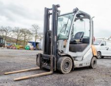 Still RX60-25 2.5 tonne gas powered fork lift truck Year: 2010 S/N: A00030 Recorded Hours: 10648