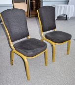 60 - banqueting stand chairs ** Photos for reference purpose ** ** No VAT on hammer price but VAT