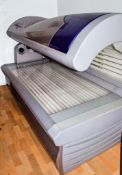 Ultra Sun tanning bed ** No VAT on hammer price but VAT will be charged on buyers premium **