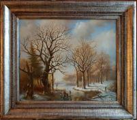 Begegnungen im Winter