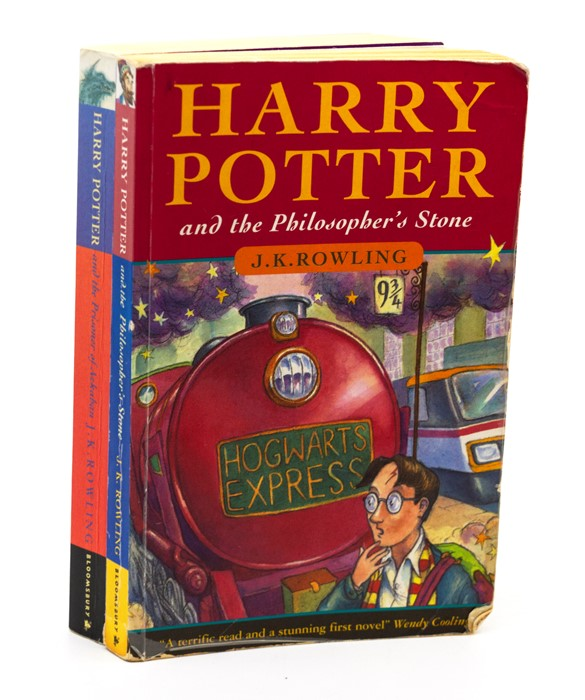 Lot 42 - Rowling, J. K. Harry Potter and the Philosopher's Stone, first edition, first issue, London: