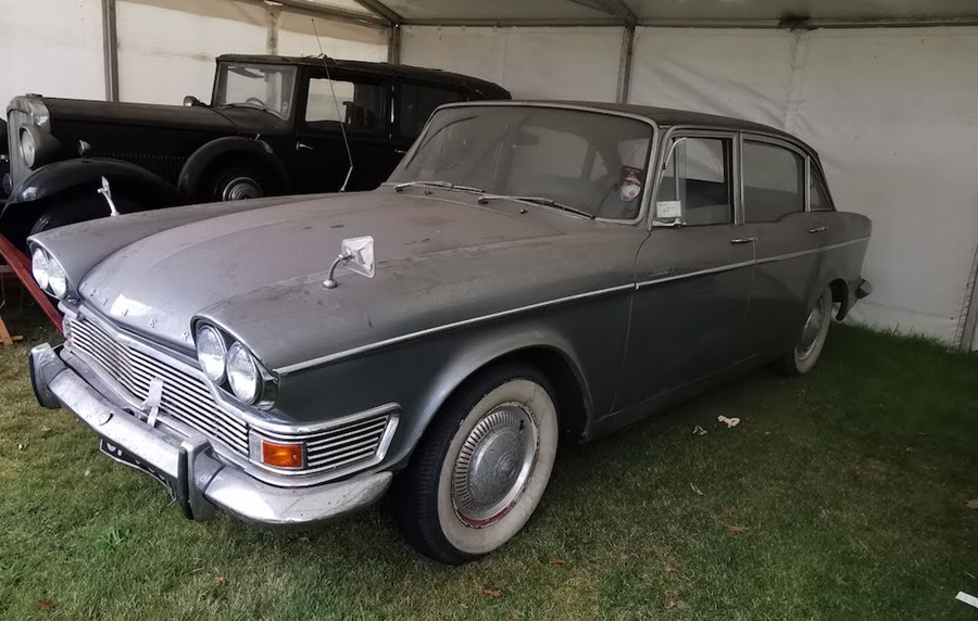 Lot 15 - 1965: JPJ 851C Series Imperial. THIS IS NOW A CLOSED AUCTION RUNNING AT 12 NOON ON WEDS 28TH. NO