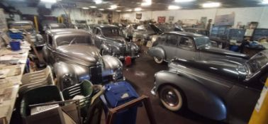 information on the collection.  The following lots are the remaining cars from the well known