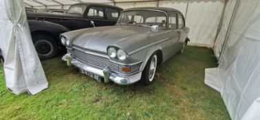 1962: WF3479 Series 3 Super Snipe  Note: This vehicle has been assessed and appears to not have a