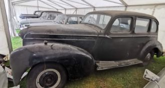 1952: KRK 424 MKII Pullman.  Note: This vehicle has been assessed and appears to not have a chassis