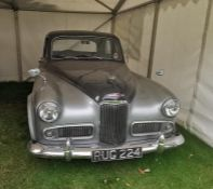 1953: RUG 224 MKIV Super Snipe. Note: This vehicle has been assessed and appears to have