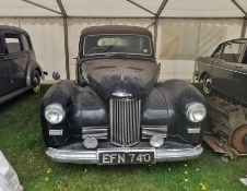 1949: EFN 740 MKII Pullman.  Note: This vehicle has been assessed and appears to not have a chassis