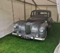 JWS 547: 1952 HUMBER MKIII Super Snipe.   THIS IS NOW A CLOSED AUCTION RUNNING AT 12 NOON ON WEDS