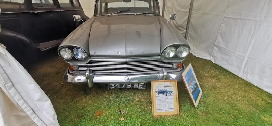 Lot 14 - 1962: 3479 Series 3 Super Snipe  THIS IS NOW A CLOSED AUCTION RUNNING AT 12 NOON ON WEDS 28TH. NO