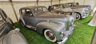 EGS 21: HUMBER SUPERSNIPE MKIII 1952 The Queen Mothers Car. Used by The Queens Mother at the