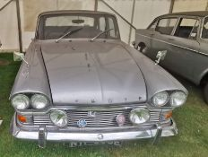 1967: NYF 596E Series Imperial.  Note: This vehicle has been assessed and appears to not have a