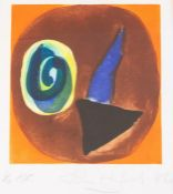 John Hoyalnd R.A. (British, 1934-2011), Encircling Stone, signed and dated 1986 l.r., Artist Proof