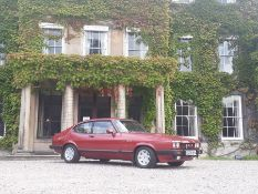 **AWAITING POST SALE OFFER*** 1987 Ford Capri 2.8 Injection. D208BPA.  Very well maintained. Lots of
