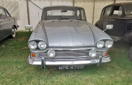 1966: MPE 472D Series Imperial.  NOTE: BUYER PREMIUM ON CARS IS 15% + VAT (+SURCHARGE OF 7% + VAT