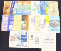 Big Match: A collection of assorted big match programmes to include: Chelsea v. Leicester 15/3/1965,