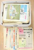 A good collection of assorted Ram and Magpie Newspapers, 1970's, fair condition. (one box) Please