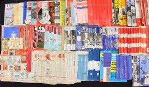 A good collection of assorted Football League and International programmes, earliest dating 1947 (