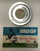 World Cup Memorabilia: A 1966 World Cup Final 8mm Cine film within case, together with a 1966