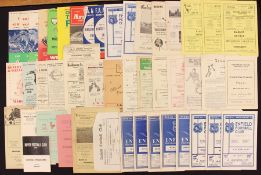 Non-League: A good collection of assorted Non-League programmes, to include League and Amateur Cup