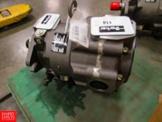 Lot of (2) Parker Hydaulic Pump Units, Model: PAVC10032R422, Located In Dry Storage - Rigging Fee: $