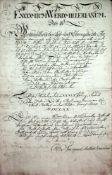 Encomium Werdmillerianum.Das ist Werdtmllerisches Lob- und Ehrengedichte.Dt. Handschrift auf