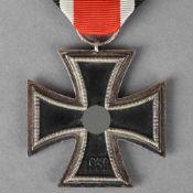 Kampfauszeichnung III. Reich Eisernes Kreuz 1939, 2. Klasse, am schwarz-weiß-roten Band,