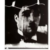 Rauh, Olaf (1968 Leipzig - tätig ebd. und in Berlin) Fotografik, Brom und Silber auf
